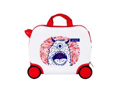 maleta-para-viaje-de-ruedas-con-clave-diseno-monstruo-8435465094530