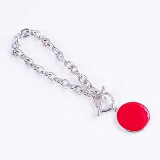 pulsera-plateado-con-dije-circulo-rojo-7701016877046