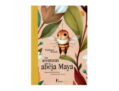 las-aventuras-de-la-abeja-maya-9788417651886