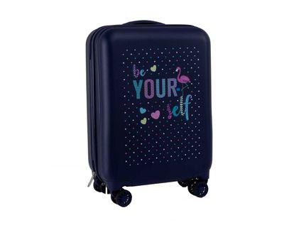 maleta-para-viaje-pequena-con-ruedas-cabina-talla-s-diseno-be-yourself-1-7701016067010