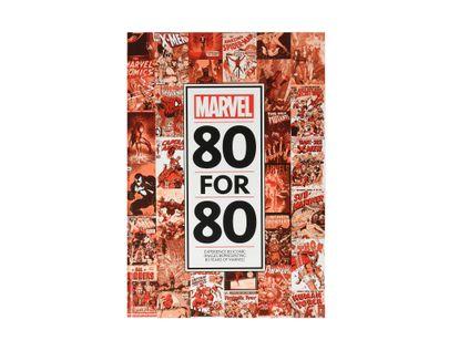 marvel-80-for-80-9781302919399