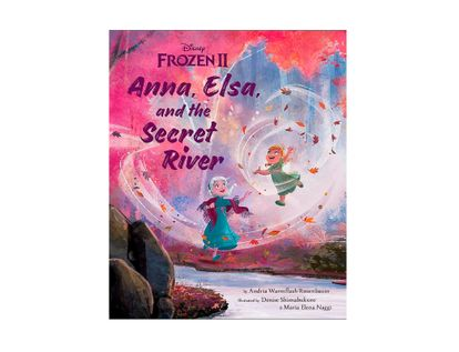 frozen-ii-anna-elsa-and-the-secret-river-9781368043625