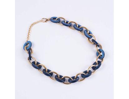 collar-corto-eslabon-dorado-azul-oscuro-7701016857147