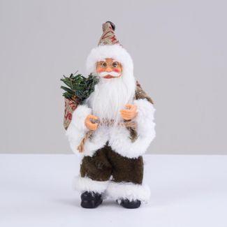 santa-con-abrigo-merry-christmas-y-pick-verde-16-cm-7701016901789
