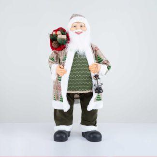 papa-noel-80-cm-abrigo-merry-christmas-con-linterna-y-bolsa-de-regalo-roja-7701016911351