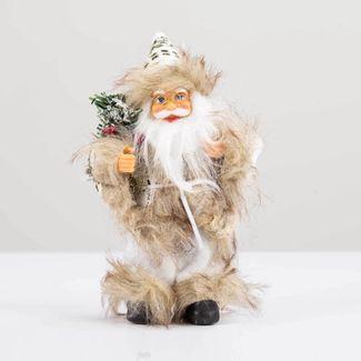 papa-noel-con-abrigo-blanco-y-rama-verde-18-cm-7701016901772