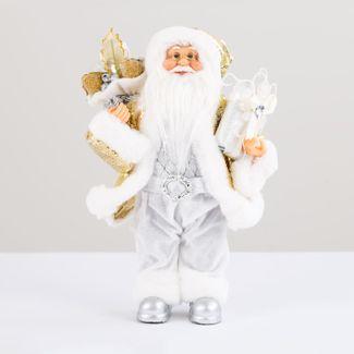 papa-noel-30-cm-abrigo-lentejuelas-dorado-con-regalos-y-frutos-plateado-7701016902021