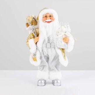 papa-noel-38-cm-abrigo-lentejuelas-dorado-con-regalos-y-frutos-plateado-7701016902786