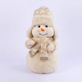 hombre-de-nieve-blanco-34-cm-con-gorro-bufanda-y-guantes-7701016991247