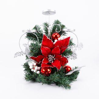 candelabro-con-3-portavelas-poinsettias-y-hojas-plateadas-35-5-cm-7701016011716