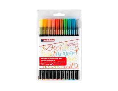 marcador-permanente-edding-pincel-blister-x10-und-1-4004764984398