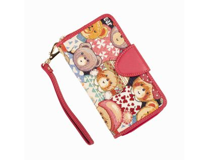 billetera-henney-bear-rojo-con-cremallera-y-broche-6923262237707