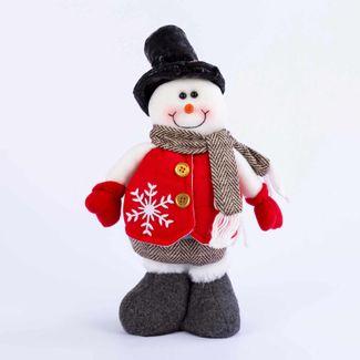 muneco-con-diseno-de-hombre-de-nieve-con-gorro-y-bufanda-7701016938778