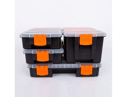 set-de-organizadores-x-4-piezas-color-negro-con-naranja-6942629234456