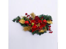 copete-53-cms-poinsettia-roja-con-cuadros-y-hojas-7701016119986