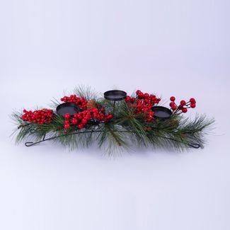 candelabro-60-cm-con-tres-portavela-frutos-rojo-espigas-y-pinas-7701016009256