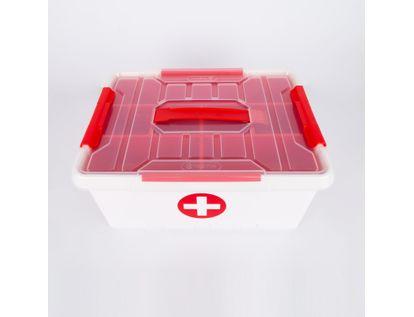 caja-organizadora-medicamentos-40-cm-blanca-con-rojo-6942629283119