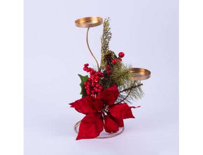 candelabro-33-cm-con-2-portavelas-7701016007627