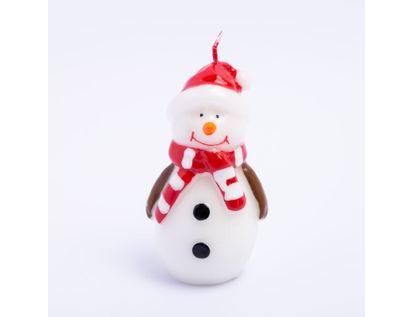 vela-hombre-de-nieve-con-bufanda-12-cms-7701016977128