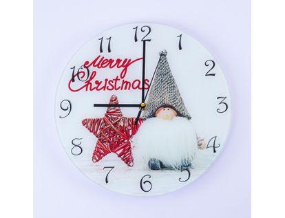 reloj-de-pared-navideno-diseno-duende-y-estrella-7701016050388