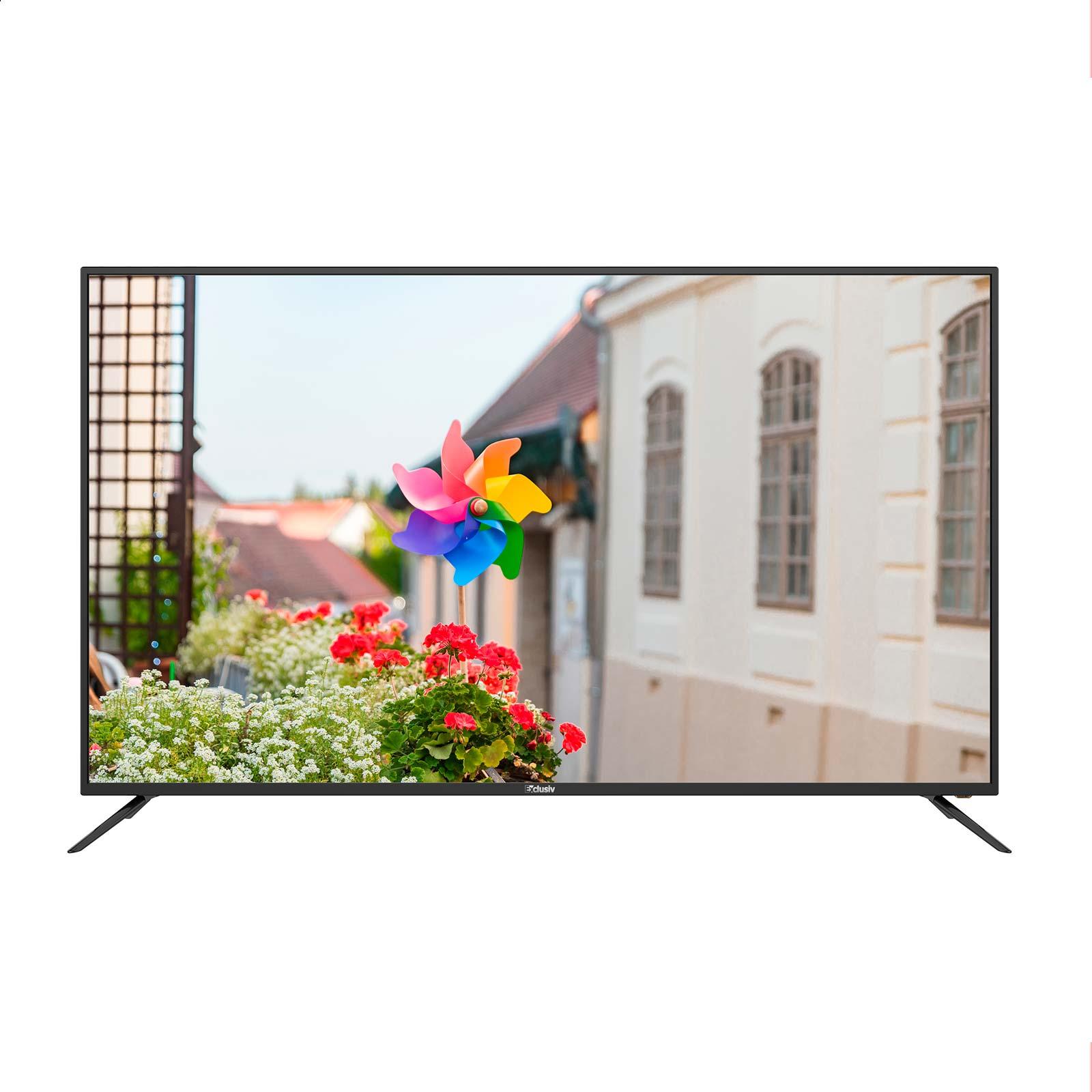"""televisor exclusiv led de 65"""" uhd smart tv"""