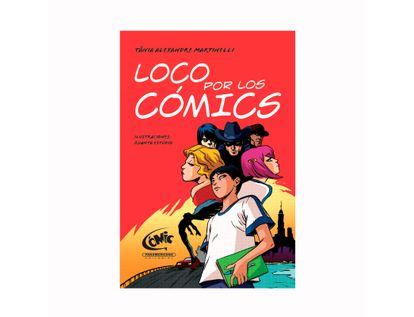 loco-por-los-comics-9789583061523