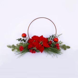 corona-navidena-con-flor-frutos-rojos-y-esferas-7701016006569