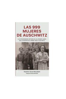 las-999-mujeres-de-auschwitz-9789588763620