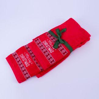 set-de-toallas-navidenas-x-2-piezas-diseno-merry-christmas-7701016011273