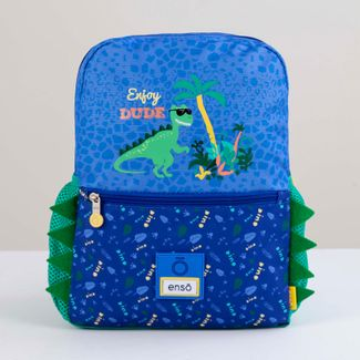 morral-normal-junior-dino-azul-con-verde-8435578321905