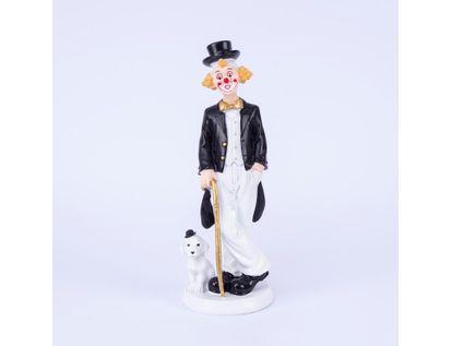 figura-de-payaso-de-pie-con-baston-y-perro-34-x-12-cms-7701016996624