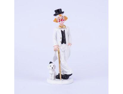 figura-de-payaso-con-baston-y-perrito-con-sombrero-22-6-x-8-cms-7701016996631