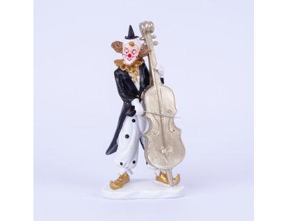 figura-de-payaso-con-sombrero-de-pie-tocando-el-contrabajo-23-cms-7701016996648