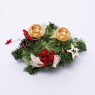 candelabro-navideno-diseno-estrellas-frutos-rojos-y-pinas-7701016994354