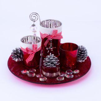 set-de-candelabros-rojos-en-vidrio-x-8-piezas-con-cintilla-a-cuadros-y-estrella-colgante-plateada-7701016035361