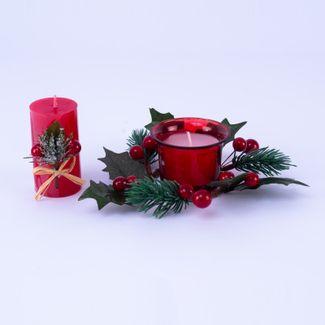 vela-en-candelabro-de-vidrio-4-5-x-6-cms-y-vela-roja-7-cms-adornadas-con-picks-y-frutos-rojos-7701016036252