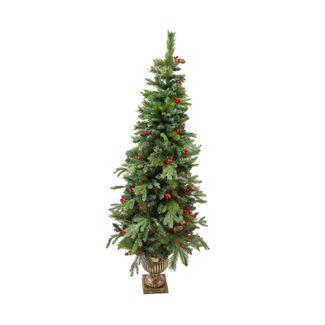 arbol-navideno-con-pinas-y-frutos-rojos-180-cm-7701016010696
