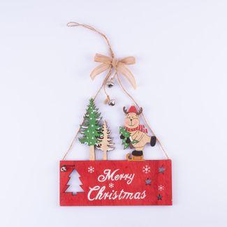adorno-colgante-para-puerta-diseno-merry-christmas-con-reno-18-cms-en-mdf-7701016000109