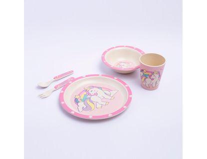 vajilla-infantil-diseno-unicornio-7701016945288