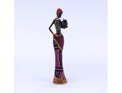 figura-de-mujer-africana-con-jarron-con-falda-tribal-y-lineas-7701016957557