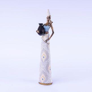 figura-de-mujer-africana-con-jarron-con-falda-blanca-con-tribales-dorados-y-azules-7701016958011