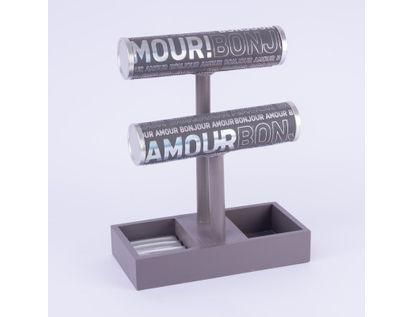 exhibidor-30-x-24-x-12-cm-con-dos-soportes-amour-bon-plateado-7701016024020