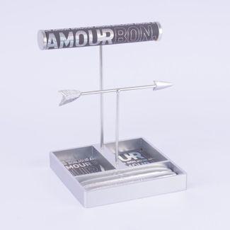 exhibidor-25-x-21-x-18-cm-con-dos-soportes-flecha-amour-bon-plateado-7701016024037