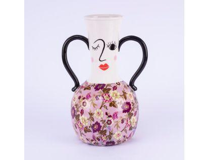 florero-con-diseno-cara-con-flores-7701016990141