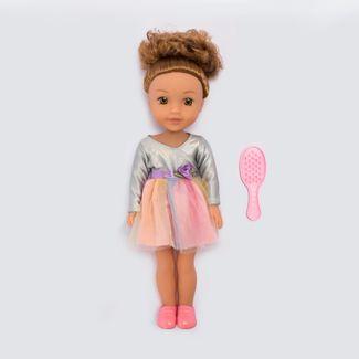muneca-con-tutu-de-colores-y-zapatos-rosados-con-peine-de-cabello-36-cms-6902083800178