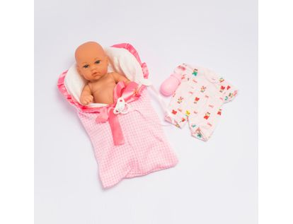 bebe-con-sleeping-rosado-con-biberon-y-mameluco-de-osos-30-cms-6902083800215