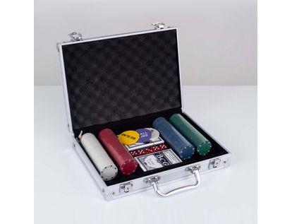set-poker-de-lujo-200-fichas-con-maletin-en-aluminio-7701016960922