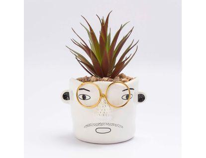 planta-artificial-diseno-cara-con-lentes-dorados-20-cm-7701016990288