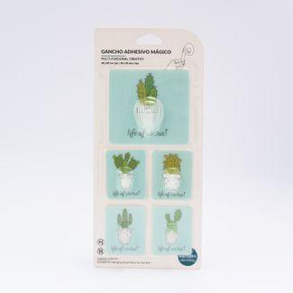 gancho-adhesivo-5-und-rectangular-cactus-fondo-azul-7701016024617