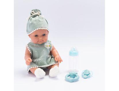 bebe-con-vestido-y-gorro-color-azul-con-accesorios-33-cms-7701016033602